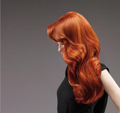 Tratamiento de color del cabello