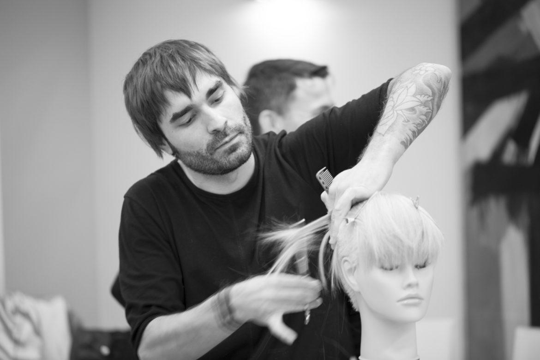 Yebra Peluqueros - Workshop en Bilbao
